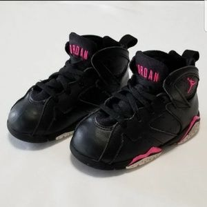 Jordan Kids Retro 7 sneakers tennis shoes girl